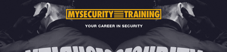 My Security Training Banner Image