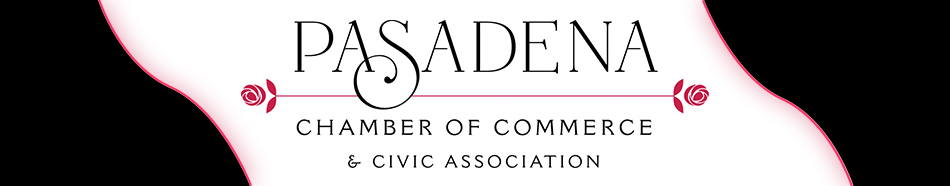 Pasadena Chamber of Commerce Banner Image