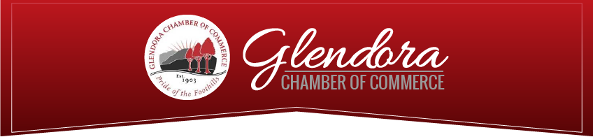 Glendora Chamber of Commerce Banner Image
