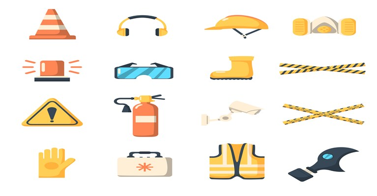 Personal Protective Equipment for Construction (Spanish)