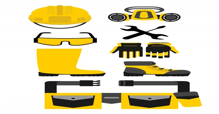Personal Protective Equipment for Heavy Equipment - Part 2 - Head Protection