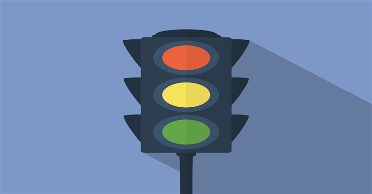 Stop Signs & Signals for Light Commercial Vehicles (Spanish)