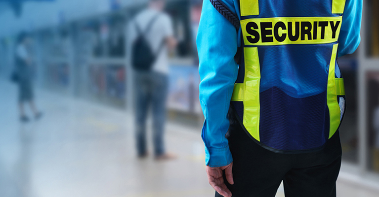 40 HOUR SECURITY OFFICER TRAINING PACKAGE