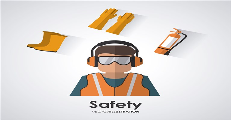 Fire Extinguisher Safety for Construction