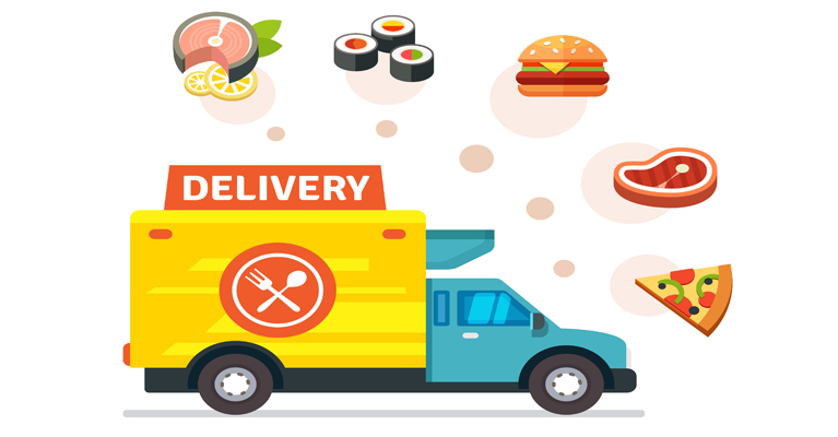 Delivery Procedures for Food Service & Distribution