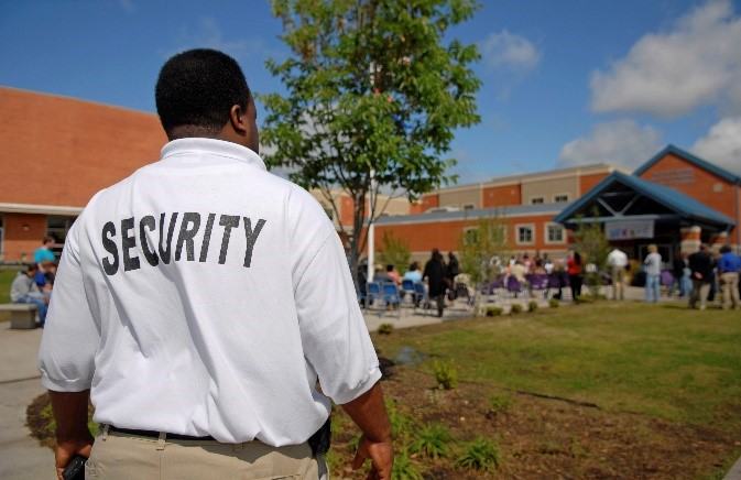 School Security Training (SB1626)